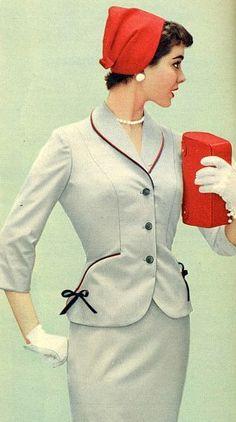 Patsy Shally, 1950's
