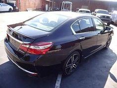 eBay: 2017 Honda Accord Sport 2017 Honda Accord Sport Damaged ...