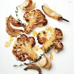 MADE: Delicious!  Could have more cheese for cheese lovers, but I thought 1/2 - 3/4 cup that I used was perfect.  I used peeled garlic cloves, half of a large onion and dried thyme in lieu of fresh