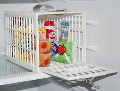 Fridge Locker - Kühlschrankschloss- Bereite dem Mundraub ein Ende!