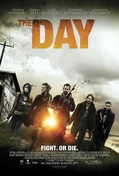 """Win anytime movie passes to the new film """"The Day"""" starring Shawn Ashmore courtesy of HollywoodChicago.com! Plus, win a post-apocalyptic DVD prize pack! Win here: http://ptab.it/76Pe"""