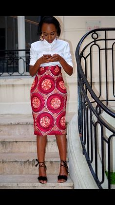 15 Best Nanawax images | African fashion, African wear