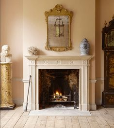 Timeless Interiors Or A Passing Trend?  How To Tell The Difference - jamb fireplace mantel