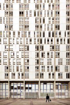 Photos of 1970s Parisian architecture by Samuel Gazé