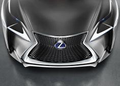 #ConceptCar #Lexus #LF-NX #Style #Design #Crossover