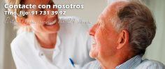 Asistencia a personas dependientes por auxiliares de enfermería y geriatría