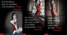 Trilogía Millenium - Stieg Larsson [E-Books] - DirectorioW Red Books, Black Books, I Love Books, Books To Read, Book Writer, Book Authors, Ex Friends, Stieg Larsson, Literature Books