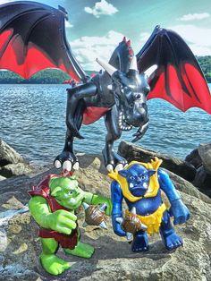 Trolls & Dragons
