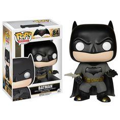 Batman v Superman Dawn of Justice Batman Pop Vinyl Figure $9.99