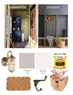 Mudroom Renovation with Home Depot and HGTV Magazine
