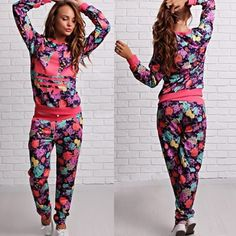 pink tracksuit jumpsuit adidas swag floral outfit outwear romper flower addidas sweater & joggers tracksuit pink