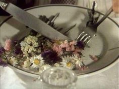 Salo and Severine: Jidlo, Jan Svankmajer 1992 Jan Svankmajer, Flower Aesthetic, Nature Aesthetic, Anorexia, Aesthetic Pictures, Sweet, Flowers, Photography, Image