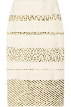 SUNO Pencil Skirt