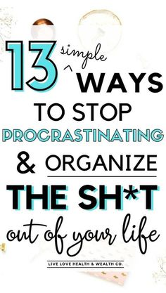 Get Your Life, Organize Your Life, How To Organize, Planner Organization, Organizing Tips, Cleaning Hacks, Clutter Organization, Organizer Planner, Organising Ideas
