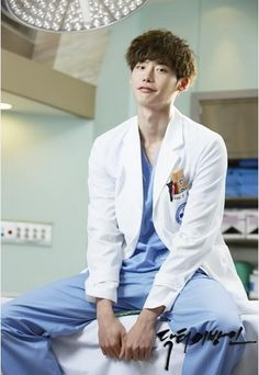 Lee Jong Suk talks about his new drama Doctor Stranger. I love that expression of his xD Park Shin Hye, Park Hae Jin, Lee Jong Suk Cute, Lee Jung Suk, Park Min Young, Asian Actors, Korean Actors, Korean Dramas, Lee Jong Suk Doctor Stranger