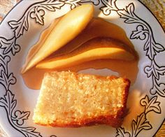 Warm Lemon and Syrup Cake Recipe * Want the recipe, click on the image.