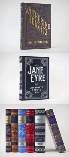 Beautifully designed books. Jessica Hische for Barnes  Noble Classics