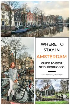 May 2019 - While it's easy to find a hostel, apartment, fancy hotel, or local guesthouse in Amsterdam isn't hard, picking the best area to stay in Amsterdam can make or break your . Read PostWhere to Stay in Amsterdam: Best Neighborhoods – By a Local Amsterdam Guide, Visit Amsterdam, Amsterdam City, Amsterdam Travel, Amsterdam Netherlands, Travel Netherlands, Best Hotels Amsterdam, Amsterdam Weekend, Europe Destinations