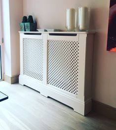 Supreme Quality Bespoke Radiator Covers - Made to Measure Radiator Cabinets - Factory Grade Paint Finish - Free Delivery Included Mirror Radiator, Radiator Cover, Traditional Radiators, Lacquer Paint, Skirting Boards, Cover Gray, Other Rooms, Easy Install, My Room