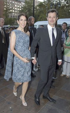 Danish royals in Chile: Princess Mary charms her way through trip.