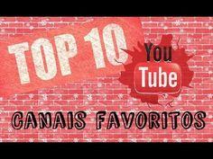 Top 10 os canais mais legais para se inscrever