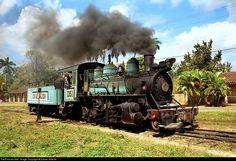 RailPictures.Net Photo: Minaz #1351 Minaz Steam 2-8-0 at Gregorio Arlee Manalich sugar mill, Cuba by Daniel SIMON