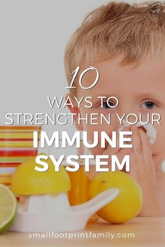 Here are several very easy, all-natural steps you can take to strengthen your immune system and arm yourself against colds and flu, today.