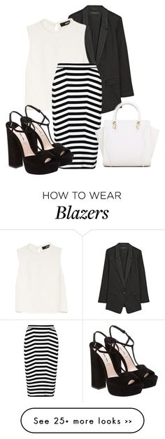 """""""Working Class Girl."""" by kaitlinmaree on Polyvore"""