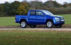 DRIVING Volkswagen's imposing Amarok pick-up for the second time, just a few months after its UK launch proved an even better experience than the firs. Vw Amarok, Pickup Trucks, Monster Trucks, Volkswagen Group, Ram Trucks