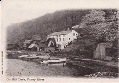 OLD MILL CREEK | Fowey, Cornwall: Home of Denys Val Baker in the 1970s     ✫ღ⊰n