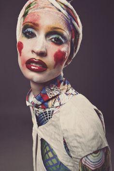 beat up clown