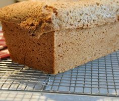 Healthy whole wheat bread.Excellent homemade bread cooked in slow cooker.