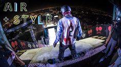 Los Angeles, Feb 18: Air + Style