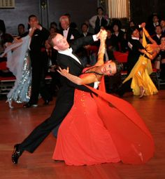 Nothing beats a Waltz... Just saying :)