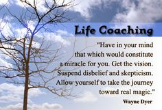 """Why I hired Gloria Ponziano as my coach - """"Why would anyone need a life coach?"""" is the question I was asked when I told friends and family of my decision to hire Gloria Ponziano, a life coach who I had come to respect and admire, after reading her articles in a local newspaper. My immediate response was, """"why not?""""  (click image for more info)"""