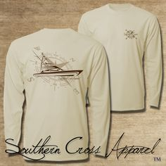 Southern Cross Apparel designs gentlemen, women's & kids clothing and accessories that is classic, authentic & semantic. Lead, evoke, achieve in our apparel! Fishing Shirts, Apparel Design, Kids Outfits, Graphic Sweatshirt, Southern, My Style, Sweatshirts, Long Sleeve, Sweaters