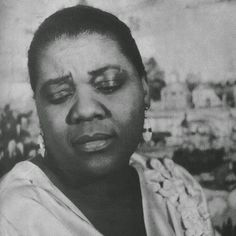 Today in 1937, American blues singer Bessie Smith died aged 43 after being involved in a car accident just outside Memphis, TN