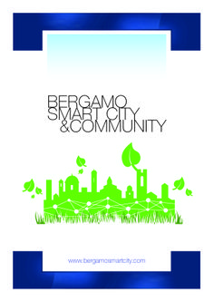 BERGAMO SMART CITY & COMMUNITY