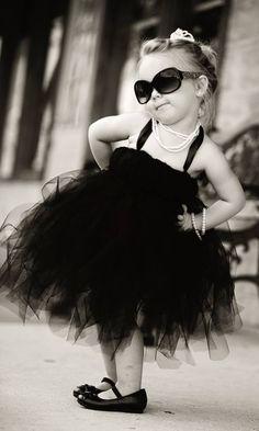 Audrey Hepburn Toddler #costume #tutu #fancy #beautiful