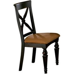 Hillsdale Furniture Northern Heights Side Chairs (Set of 2)