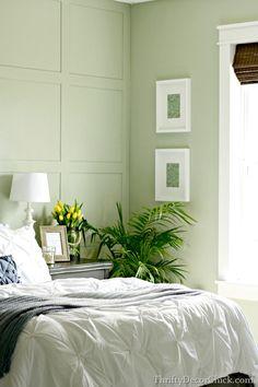 softened green Sherwin-Williams