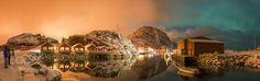 Lofoten panorama by tilelaco2. Please Like http://fb.me/go4photos and Follow @go4fotos Thank You. :-)