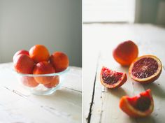 Blood Orange. Photo & Styling by Caitlin Roostblog.com