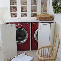 Laundry Room, Pantry or Summer Kitchen? You Decide