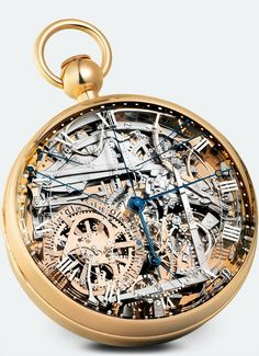 From John Biggs' New Book On The Mysterious Breguet Marie Antoinette Pocketwatch and Giveaway