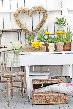 Springfeeling at http://vibekedesign.blogspot.no/:)