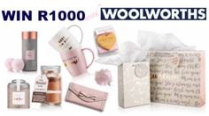 Woolworths shares their top ideas to spoil your mom on Mother's Day! From gorgeous mugs to fluffy boots, scents and sweets, there's something for everyone.