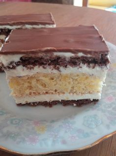 Nutella, Tiramisu, Food And Drink, Chocolate, Baking, Ethnic Recipes, Sweet, Kitchens, Candy