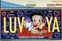 Betty Boop (LUV YA)
