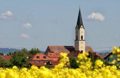 Hartlkirchen ist 1235, also vor 773 Jahren, das erste Mal als Markt erwähnt.